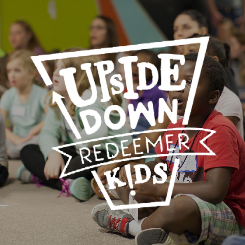 RedeemerKids-UpsideDown