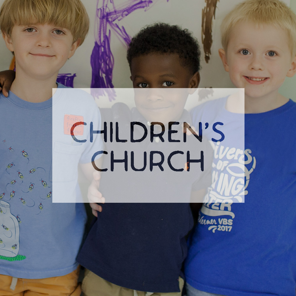 RedeemerKids-ChildrensChurch